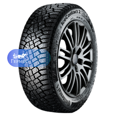 235/65R17 108T XL IceContact 2 SUV ContiSilent TL FR KD (шип.)